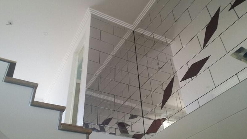 Aluminium composite panel interior design ideas