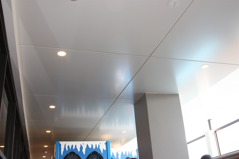 Panels For Interior Wall Cladding