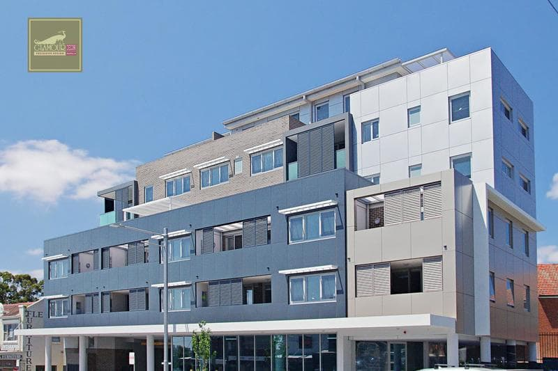 Aluminum Exterior Wall Cladding For Commercial