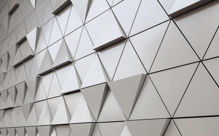 solid aluminium cladding