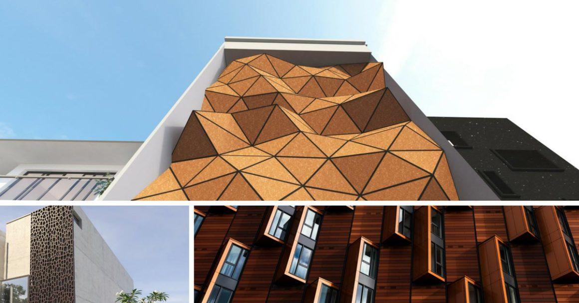 Aluminum composite panel 3D design innovation