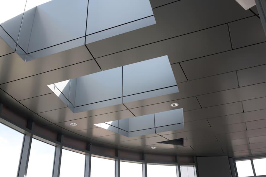 Aluminium Composite Panel: Cladding Details