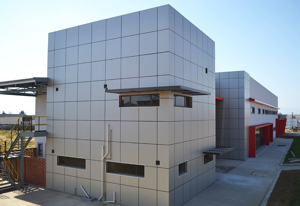 Why to choose aluminium composite panel cladding?