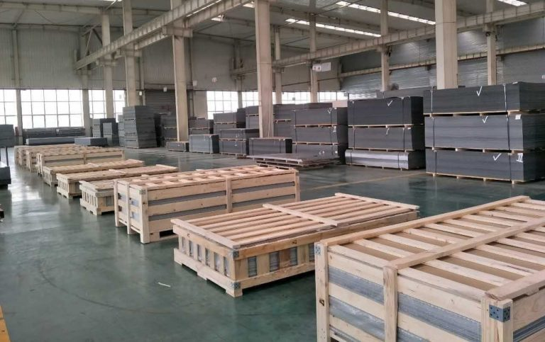 How to store aluminium composite panels after a bulk purchase