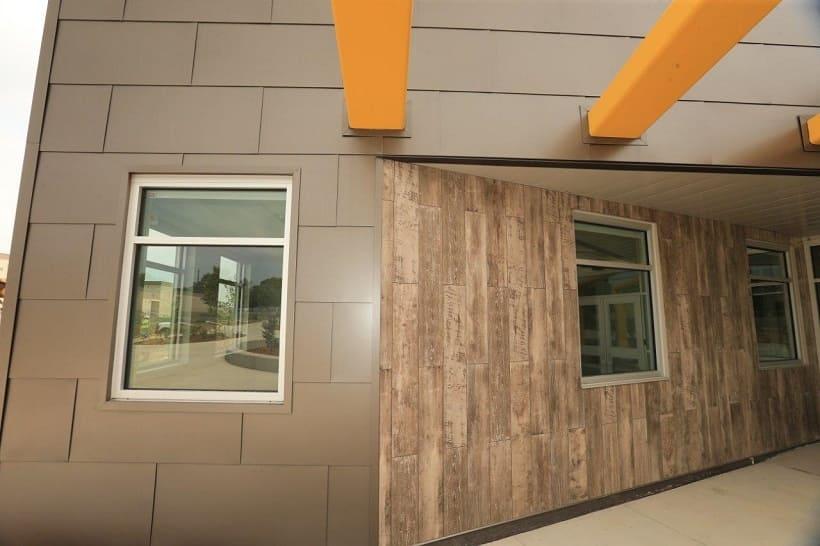 Advantages of Using Aluminium Composite Panels on Exterior Walls - Australia
