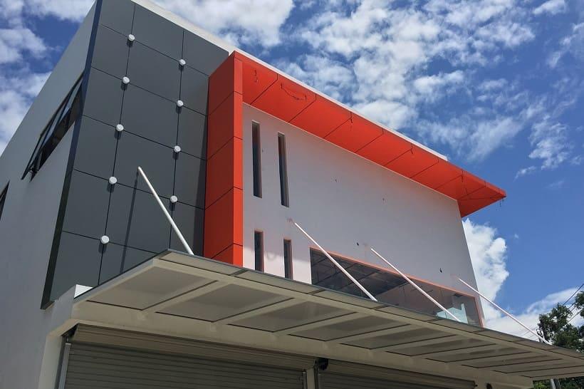Advantages of Using Aluminium Composite Panels on Exterior Walls - Sydney
