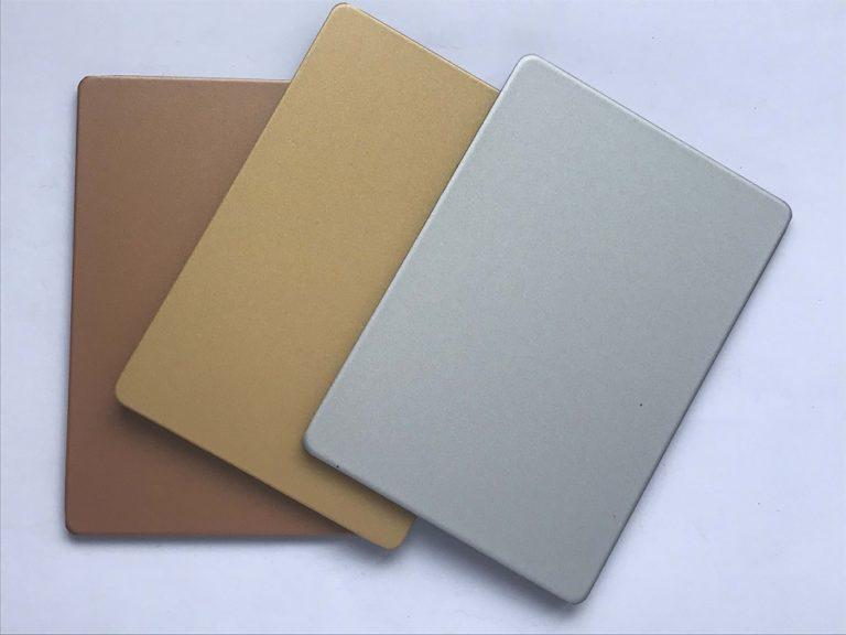 Nano Aluminum Composite Panels